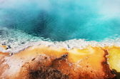 горячий бассейн текстуры — Стоковое фото