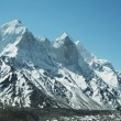Bhagirathi peak - Stock Photo