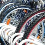 Bikes — Stock Photo #4367222