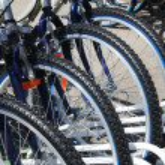 Bikes — Stock Photo #4367223