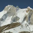 Meru peak — Stock Photo