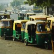 Transport in New Delhi — Stock Photo