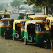 Stock Photo: Transport in New Delhi