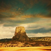 Devils tower — Photo
