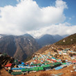 Namche Bazaar — Stock Photo #4393419