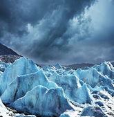 Gletscher — Stockfoto