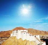 Monastery in Tibet — Stock Photo