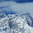Stock Photo: Everest mount