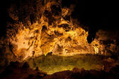 Carlsbad Caverns National Park in USA — Stock Photo