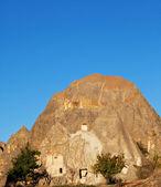 Cappadocia in Turkey — Стоковое фото