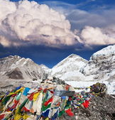 Everest Base Camp — Stockfoto
