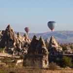 Cappadocia in Turkey — Stock Photo
