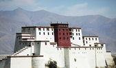 Tibetian monastery — Stock Photo