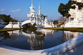 White temple — Stockfoto