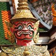 Stock Photo: Warrior in Golden Palace,Bangkok,Thailand