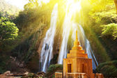 Waterfall in Myanmar — Foto Stock