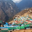 Namche Bazaar in Nepal — Stock Photo #5139289