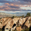 Cappadocia in Turkey — Foto de Stock