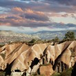 cappadocia in turkey — Stock Photo
