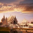 White temple — Stock Photo #5172237