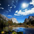 Stock Photo: Yosemite park