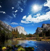 Yosemite park — Stock Photo