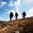 Stock Photo: Hike in Crimea