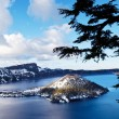 Crater Lake — Stock Photo #5212509