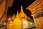 Stupa in Myanmar — Foto Stock