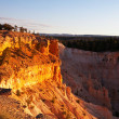 Stock Photo: Bryce canyon in USA