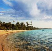 Mar de andaman — Foto Stock