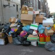 Dump garbage on the streets - 