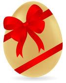 Ostergeschenk — Stockvektor