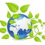 Environment concept — Stock Vector #5230620