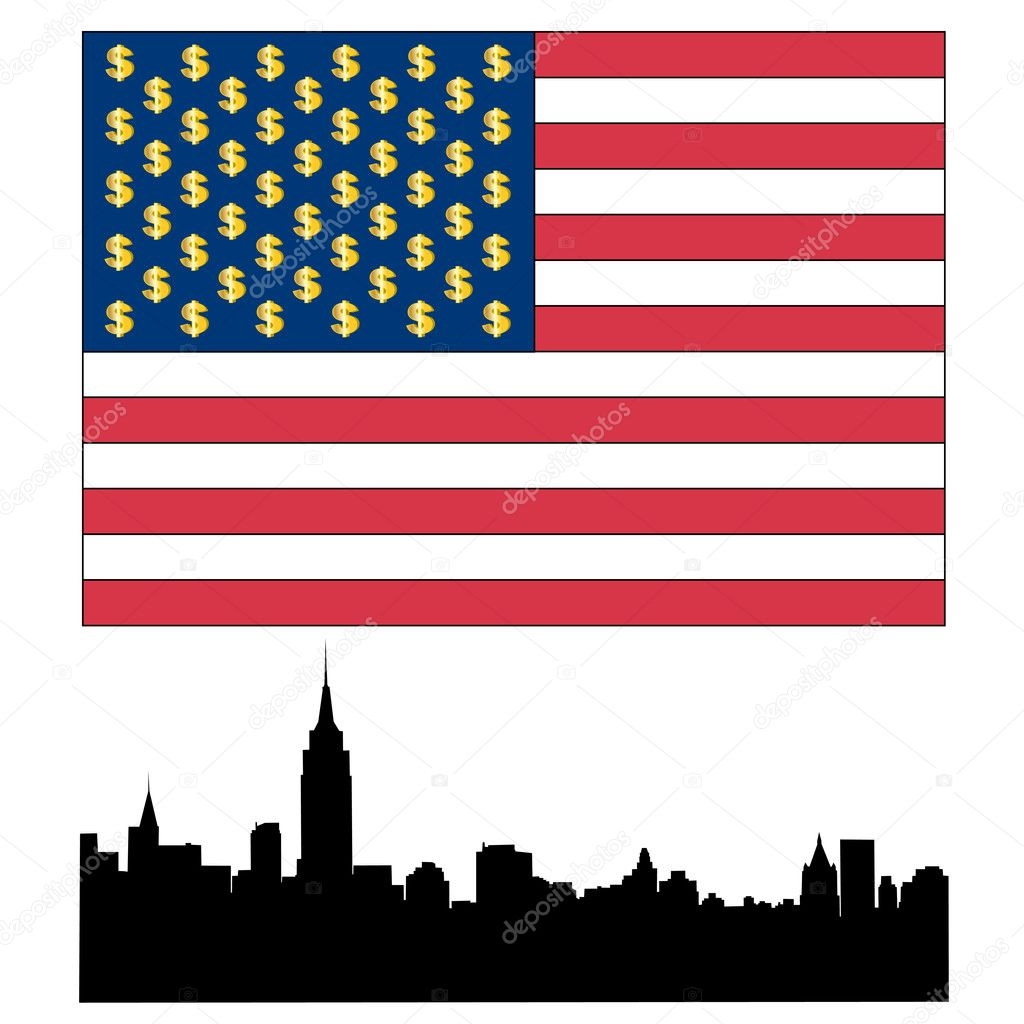 the symbols of america There are many symbols that represent the united states of america some of the  most popular ones are the stars and stripes (the us flag), the great seal of.