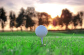 Golf game. — Stock Photo