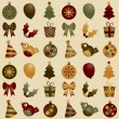 Seamless christmas pattern — Stock Vector #4136024