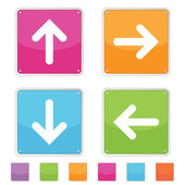 Arrow signs — Stock Vector