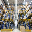 Stock Photo: High warehouse