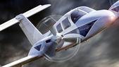 Small aircraft — Stock Photo