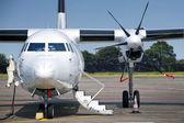 Propellor aircraft — Stock Photo