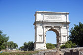Arch of Titus — Stock Photo