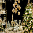 Stock Photo: Chrismas ornaments