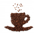 Stock Photo: Coffee Beans