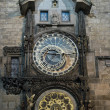 Astronomical Clock in Prague - Stock Photo