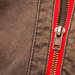 Zipper — Stock Photo #4323427