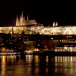 Prague castle — Stock Photo #4367378