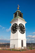 Petrovaradin Clock — Stock Photo