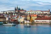 Prag castle — Stock Photo
