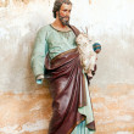 Religious statue — Stock Photo #4563732